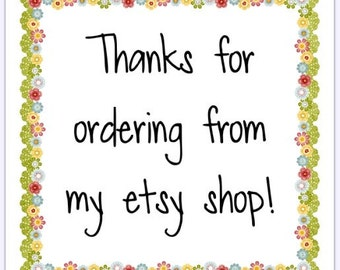Custom Labels, Stickers - 2 INCH SQUARE - Personalized for You