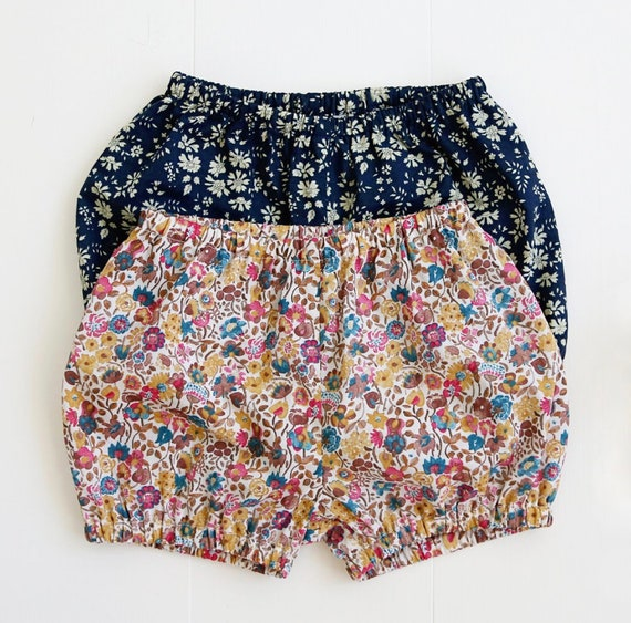 Wiksten, Bloomers and Pants Sewing Pattern, Toddler Bloomers Pattern ...