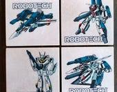 Robotech Stone Coaster Se...