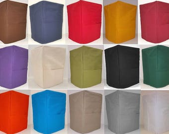 Canvas Coffee Maker Cover (15 Colors Available)