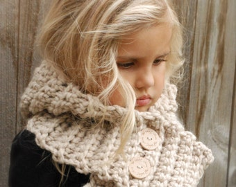 CROCHET PATTERN - Hadyen Hood (Toddler, Child, Adult sizes)