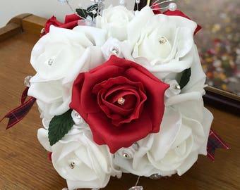 Fraser Bridesmaid Bouquet XS
