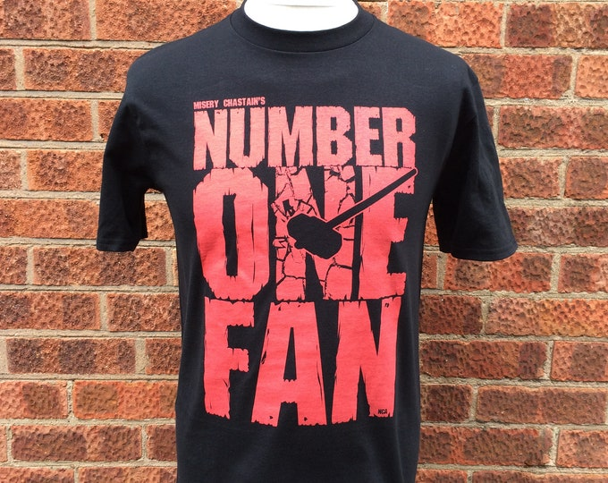 Misery is one of Stephen kings best loved books and it inspired us at Nameless City Apparel to create this for every number one fan