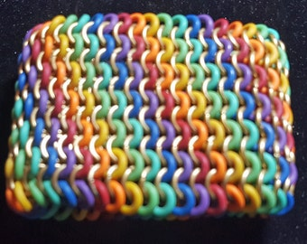 Rainbow Stretch Cuff