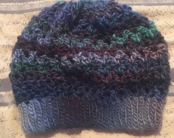 Upscale Slouchy Hat