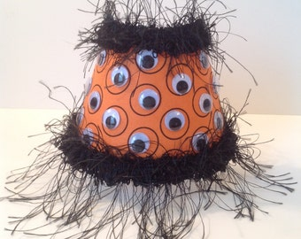 Halloween Googly Monster Eyes Night Light (READY TO SHIP)