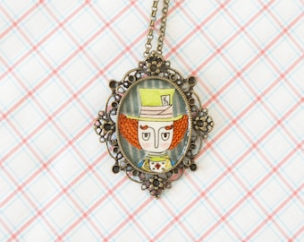 Mad Hatter - Necklace