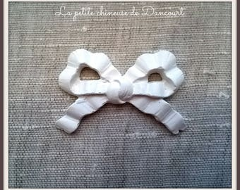 Plaster decorative knot n3