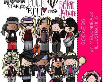 Rockers clip art