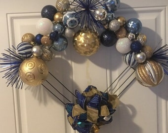 Chanukkah Wreath