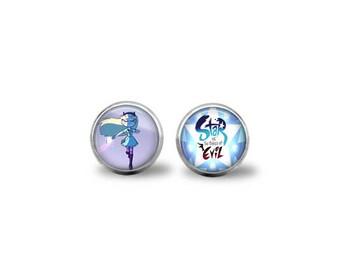 Star Butterfly & Logo Earrings