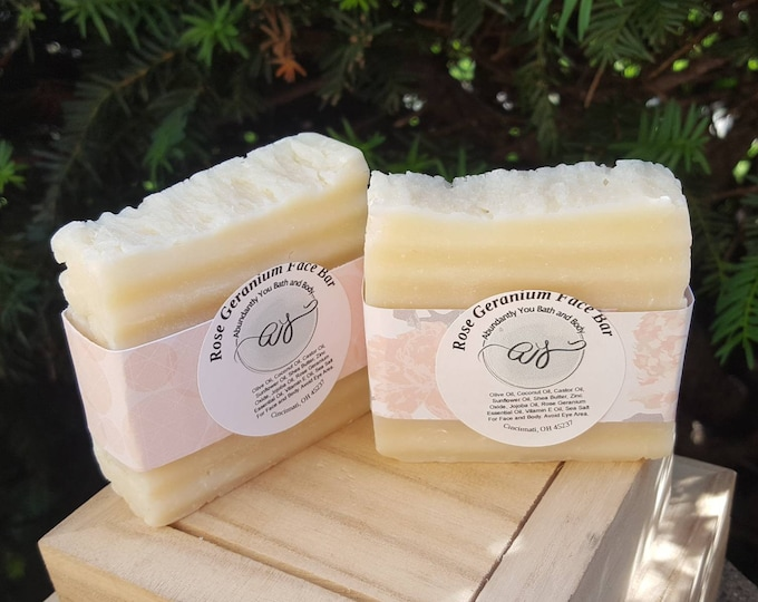 Soft Romance Soap Bar with Kaolin Clay | Body Bar | Self Care | Clay Soap | Olive Oil Soap | Body Wash