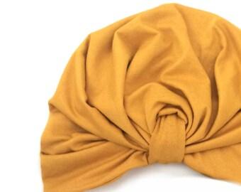 Baby Turban, Baby girl turban, Infant girl turban, baby boutique clothing, Toddler turban hat, Adult turban hat