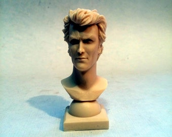 Clint Eastwood Resin Bust 1/6 Scale Dirty Harry