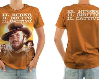 The Good, the Bad and the Ugly T-shirt All sizes