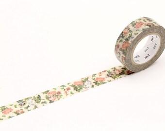 MT Ex Mini fleur botanique Art bande, MT Masking Tape