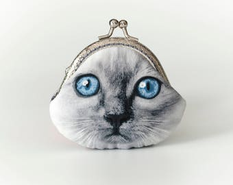 3.5'' Coin Purse - Cat