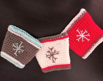 Winter Warmer Cup Cozies