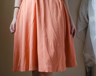 Vintage Mori kei dress