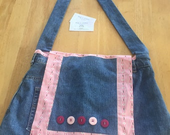bag-y-jeanz Jeans Hand Bags