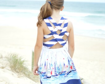 Summer Dress PDF Pattern