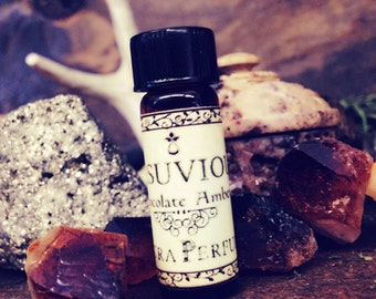 Chocolate Amber  Perfume oil-Aphrodisiac Oil