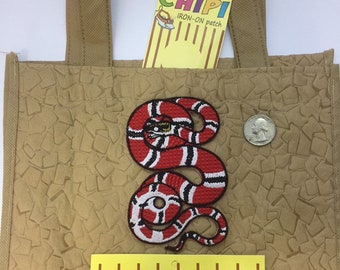 gucci art snake patch from chipi