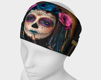 Sugar Skull Headband