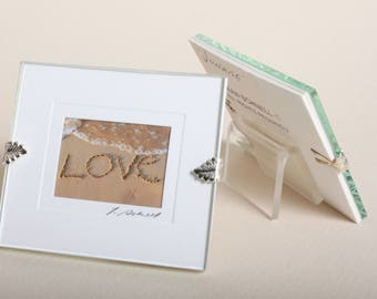LOVE sand writing is a perfect gift / gifts/momento/love/i love you/valentines day gift/birthday/wedding favors/wedding gifts
