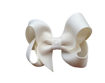 YOU PICK 3 hair bows - 3 inch hair bows, hair bows, girls bows, baby bows, girls hair bows, boutique bows, toddler bows, bow, hair bows