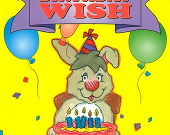 My Birthday Wish Personalized Book