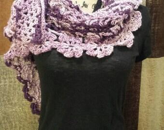 Crochet Shawl / Wrap