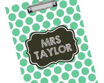 Personalized Clipboard - Design Your Own
