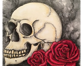 Skully Roses - image no 34
