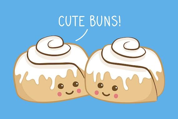 cute buns!