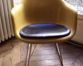 RAR rocking chair Charles et Ray Eames Herman Miller