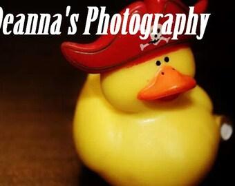Brandon el pato pirata por Deanna Bernal