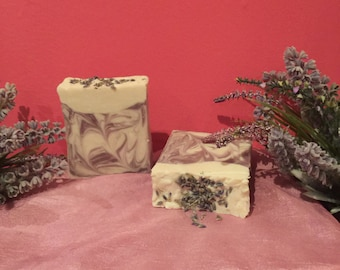 All Natural: Lavender Soap