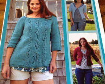 Reynolds naturally fashionable knitting patterns