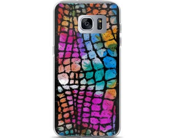 Colorful Samsung Phone Case