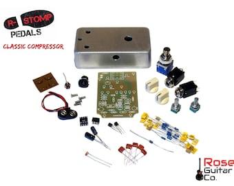 R-Stomp DIY Classic Compressor Guitar Pedal Kit