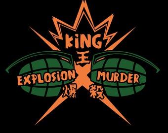 KING MURDER EXPLOSION