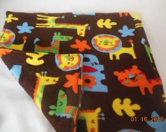 Lovey Security Teething Blanket