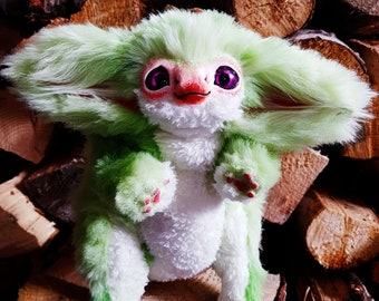 Forest Spirit - poseable ooak creature