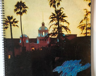 Eagles Recycled Record Album Cover Book