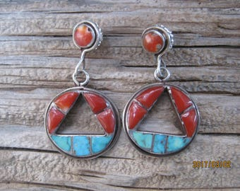 Zuni Earrings-Layaway Available