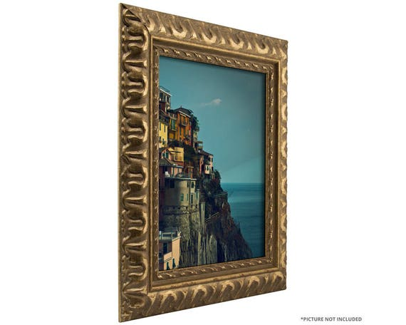 Craig Frames 14x18 Inch Antique Bronze Picture Frame