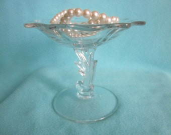 Vintage Art Deco Candy Dish Pedestal