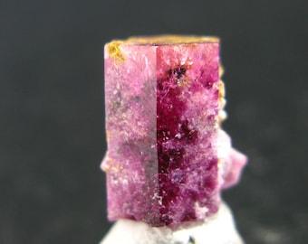Nice Rare Gem Bixbite Red Emerald Beryl Crystal From Utah USA - 8.30 Carats