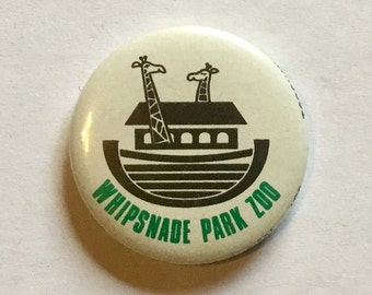 Vintage Whipsnade Park Zoo Badge